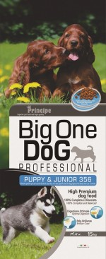 Big One Dog Professional Puppy & Junior 356